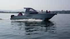 Yanmar. Год: 1993 год, длина 8,00м., двигатель подвесной, 115,00л.с., бензин
