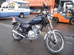 Suzuki GN 125. 125 куб. см., исправен, птс, без пробега