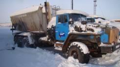 Автомобиль УРАЛ-4320-1951-40 УС-50Х14У-Д (Установка смесительная). 11 150 куб. см.