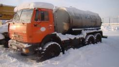 Камаз 43118 Сайгак. Автомобиль Камаз-43118-10 М.66065-10-10 (Автоцистерна), 10 850 куб. см.
