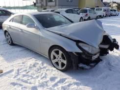 Mercedes-Benz CLS-Class. 219, 113