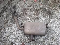 Глушитель. Toyota Ipsum, ACM21, ACM21W Двигатель 2AZFE
