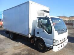 Isuzu NQR. 75P фургон рефрижератор, 5 193 куб. см., 3 955 кг.