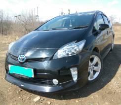 Toyota Prius. автомат, передний, 1.8 (99 л.с.), бензин, 40 000 тыс. км