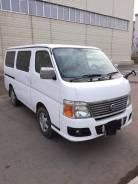 Nissan Caravan. автомат, 4wd, 3.0, дизель, 80 тыс. км, б/п, нет птс