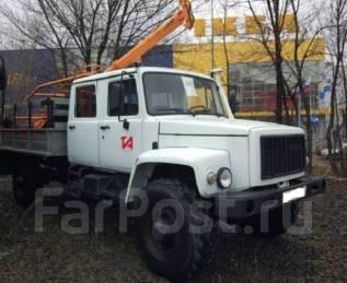 ГАЗ-33081. Бкм-317-03 на шасси газ-33081 2012 г/в, 6 789 куб. см., 1 500 кг.