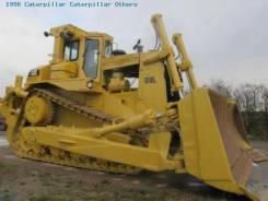 Caterpillar. Бульдозер CAT D9, 60 000,00кг.