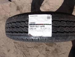 Bridgestone V600. Летние, 2012 год, без износа, 4 шт