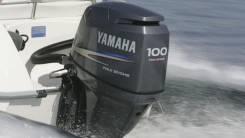 Yamaha. 4х тактный, бензин, Год: 2010 год