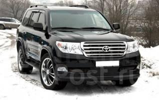 Toyota Land Cruiser. автомат, 4wd, 4.7 (320 л.с.), бензин, 42 тыс. км