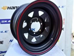Sakura Wheels. 8.0x16, 6x139.70, ET-20, ЦО 110,0мм.