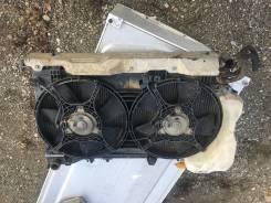Радиатор охлаждения двигателя. Subaru Forester, SG5 Двигатель EJ20
