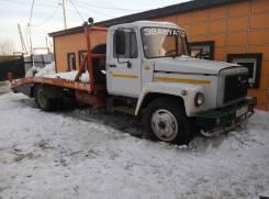 Продается эвакуатор на базе ГАЗ 3307