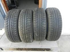 Michelin X-Ice. Всесезонные, 2011 год, износ: 10%, 4 шт