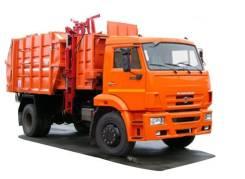Камаз 53605. Продам Мусоровоз 4451-02 на шасси с порталом, 6 700 куб. см.
