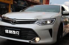 Фары (Тюнинг Комплект) Toyota Camry (XV55) 2014-2016.