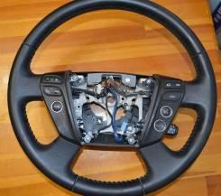 Руль. Toyota Crown, GRS200, GWS204, GRS201, GRS202, GRS203, GRS204 Двигатели: 4GRFSE, 3GRFSE, 2GRFSE