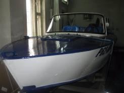 Прогресс-2. Год: 2012 год, длина 5,00м., двигатель подвесной, 50,00л.с., бензин