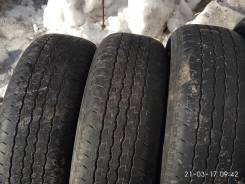 Bridgestone Dueler H/T. Всесезонные, износ: 50%, 4 шт