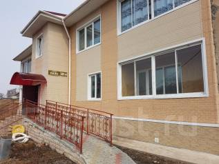 1-комнатная, ул.Лазо 281 а. Раздольное, агентство, 36 кв.м. Дом снаружи