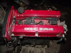 Двигатель в сборе. Mitsubishi Lancer Evolution, CT9A, CD9A, CE9A, CN9A, CP9A Двигатель 4G63T