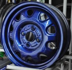 Steel Wheels. 4.5x14, 4x100.00, ET50, ЦО 54,1мм.