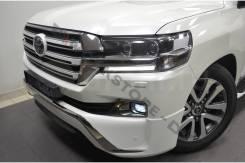 Фара. Toyota Land Cruiser, UZJ200W, J200, GRJ200, URJ200, URJ202, UZJ200, VDJ200, URJ202W Двигатели: 1VDFTV, 1URFE, 3URFE, 1GRFE, 2UZFE