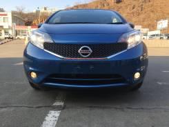 Nissan Note. вариатор, 4wd, 1.2 (79 л.с.), бензин, 23 000 тыс. км, б/п