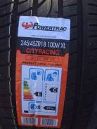 PowerTrac CityRacing. Летние, 2017 год, без износа, 4 шт