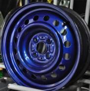 Steel Wheels. 5.5x15, 4x100.00, ET40, ЦО 54,1мм.