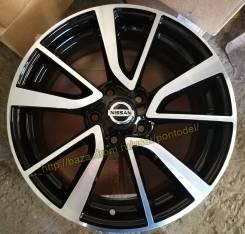 Nissan. 7.0x17, 5x114.30, ET40, ЦО 66,1мм.