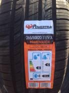 PowerTrac Prime March. Летние, 2016 год, без износа, 4 шт