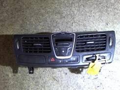 Переключатель отопителя (печки) Renault Laguna III 2009-, передний