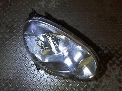 Фара (передняя) Nissan Micra K13K 2010- 1.2 л 2011 пробит корпус, глубокие царапины,