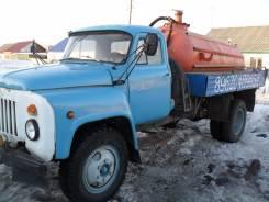 ГАЗ 53. АС бочка, 3,80куб. м.