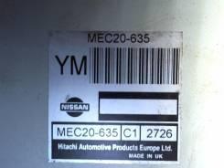 Блок управления (ЭБУ) Nissan Almera N16 2000-2006