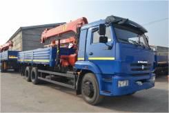 Камаз 65117. Продам КМУ , 6 700 куб. см., 12 000 кг.