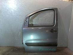 Дверь боковая Fiat Scudo, левая передняя