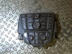 Переключатель отопителя (печки) Opel Astra J 2010-, передний