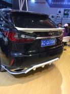 Спойлер. Lexus RX200t, AGL20W, AGL25W Lexus RX350, GGL25 Lexus RX450h, GYL25. Под заказ