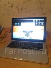 "Apple MacBook Pro 13. 13.3"", 2,4ГГц, ОЗУ 4096 Мб, диск 500 Гб, WiFi, Bluetooth, аккумулятор на 10 ч."