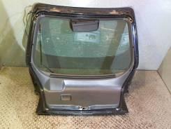 Крышка (дверь) багажника Rover 400-series 1995-2000 2 л 1999 сломан стоп,