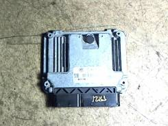 Блок управления (ЭБУ) Volkswagen Caddy