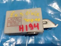 Блок управления дверями. Honda Civic, EK2, EK3 Двигатели: D13B, D13B1, D13B2, D13B3, D15B, D15B1, D15B2, D15B3, D15B4, D15B5, D15B7, D15B8
