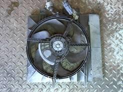 Вентилятор радиатора Peugeot 1007