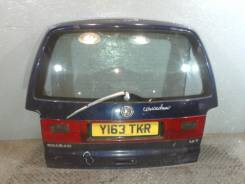 Крышка (дверь) багажника Volkswagen Sharan 2000-2006