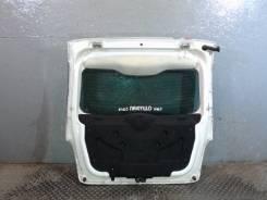 Крышка (дверь) багажника Fiat 500 2007-
