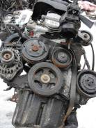 Двигатель (ДВС) Toyota Yaris 1999-2006 1.3 л 2001 Фото не актуально, с запчасти отделены: Компрессор кондиционера (11.12.2014), . Кронштейн (лапа креп...