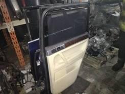 Обшивка двери. Volkswagen Touareg