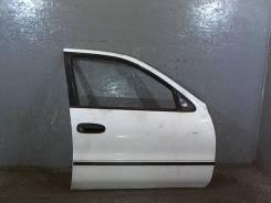 Дверь боковая Toyota Corolla 1992-1997, правая передняя